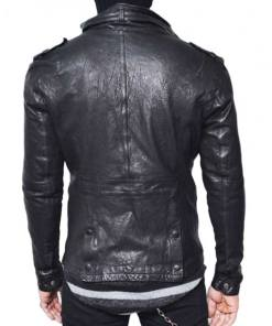 mens-designer-multi-pockets-black-lambskin-wrinkled-leather-jacket