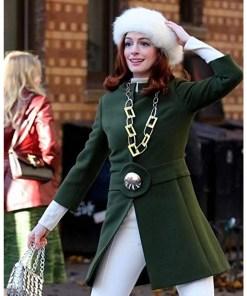 anne-hathaway-modern-love-lexi-green-coat