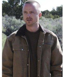 jesse-pinkman-brown-cotton-jacket