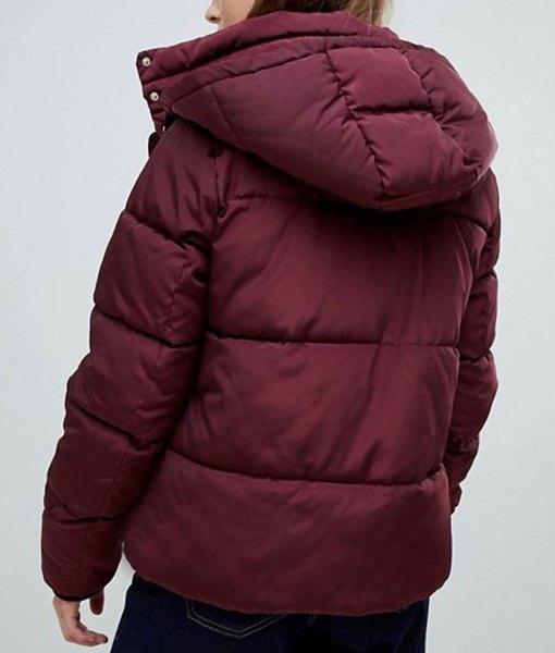 kat-graham-the-holiday-calendar-puffer-jacket