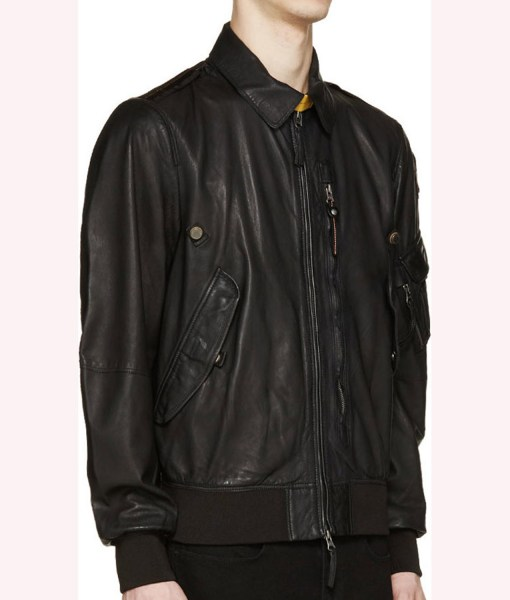 spinning-out-justin-davis-leather-jacket
