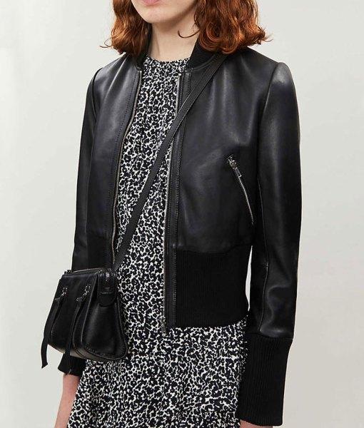 arrow-katie-cassidy-black-leather-jacket