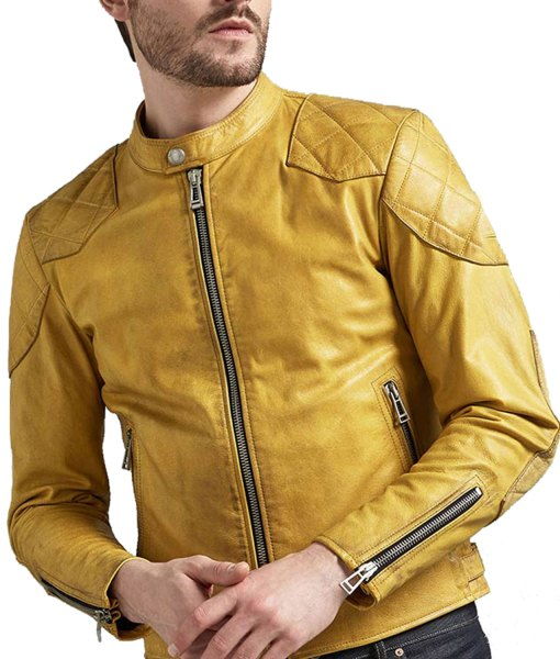 cafe-racer-yellow-jacket