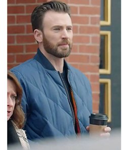 chris-evans-hyundai-blue-bomber-jacket