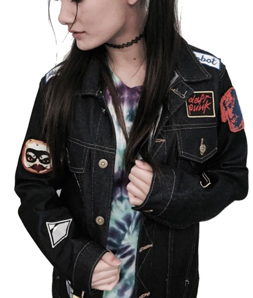 daft-punk-denim-jacket-with-patches