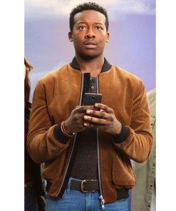 god-friended-me-miles-finer-corduroy-bomber-jacket