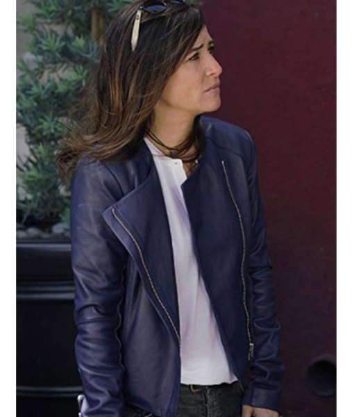 sam-fox-blue-leather-jacket