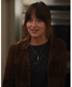 dakota-johnson-the-high-note-maggie-fringe-jacket