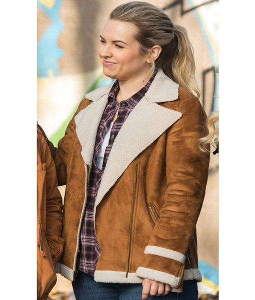 supernatural-sheriff-donna-hanscum-shearling-jacket