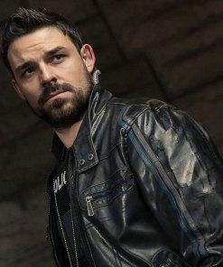 torn-dark-bullets-saks-leather-jacket
