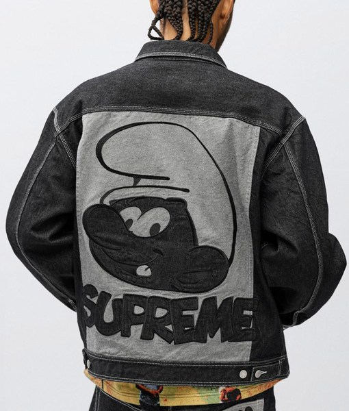 smurfs-denim-jacket