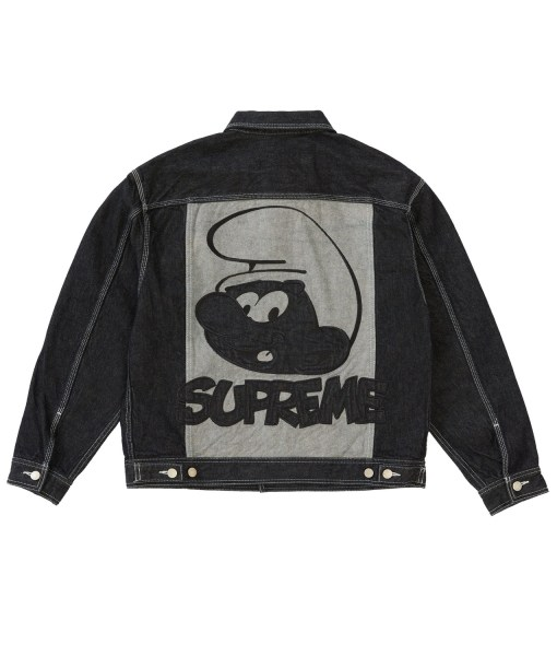 supreme-smurfs-denim-jacket
