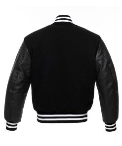 black-college-jacket