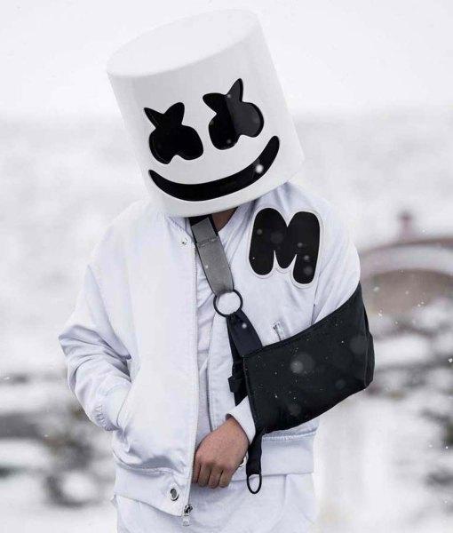 marshmello-white-jacket