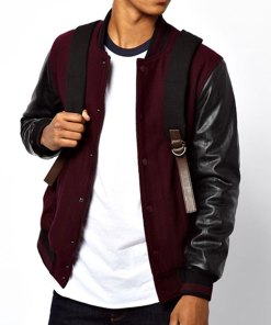 maroon-and-black-jacket