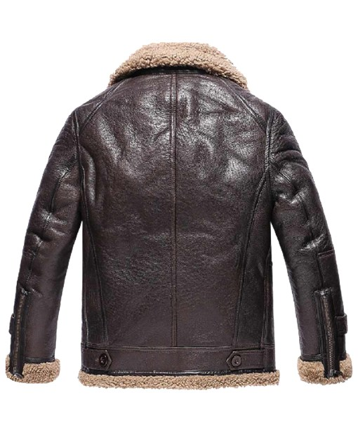 mens-winter-dark-brown-shearling-leather-jacket