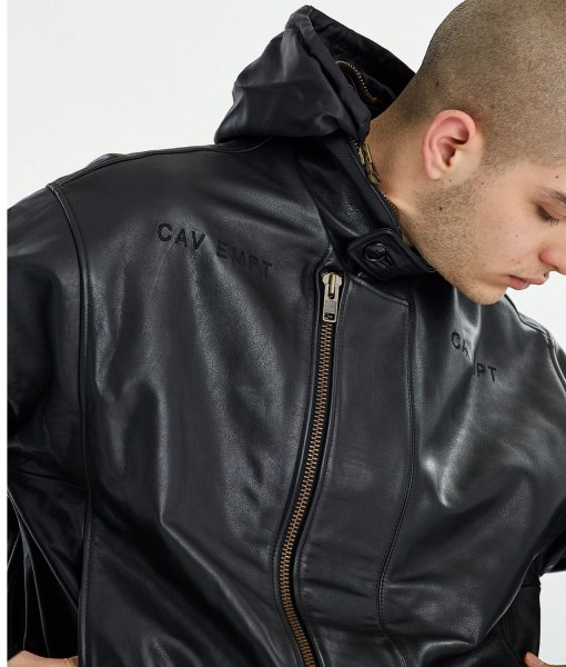 cav-empt-black-leather-jacket-with-removable-hood