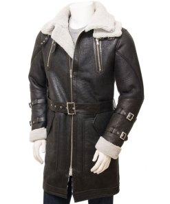 mens-dark-brown-leather-coat