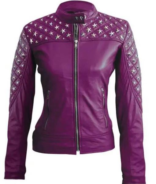 womens-star-leather-jacket