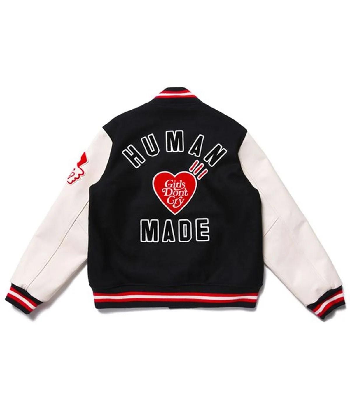 girls-dont-cry-human-made-dry-alls-varsity-jacket