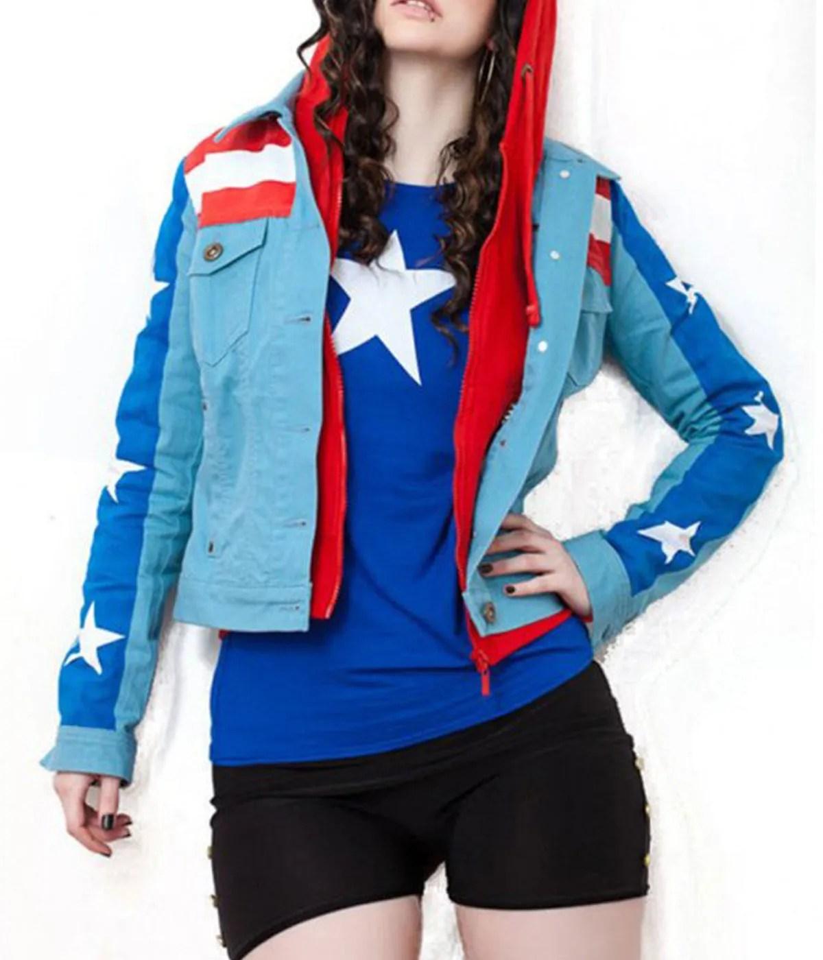 america-chavez-jacket