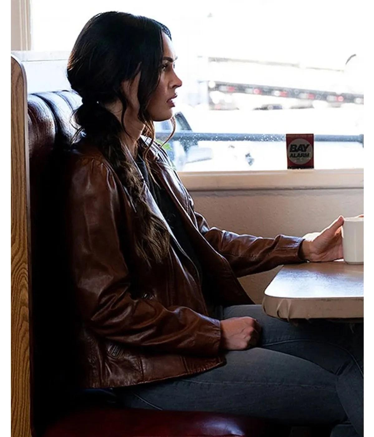rebecca-lombardi-brown-leather-jacket