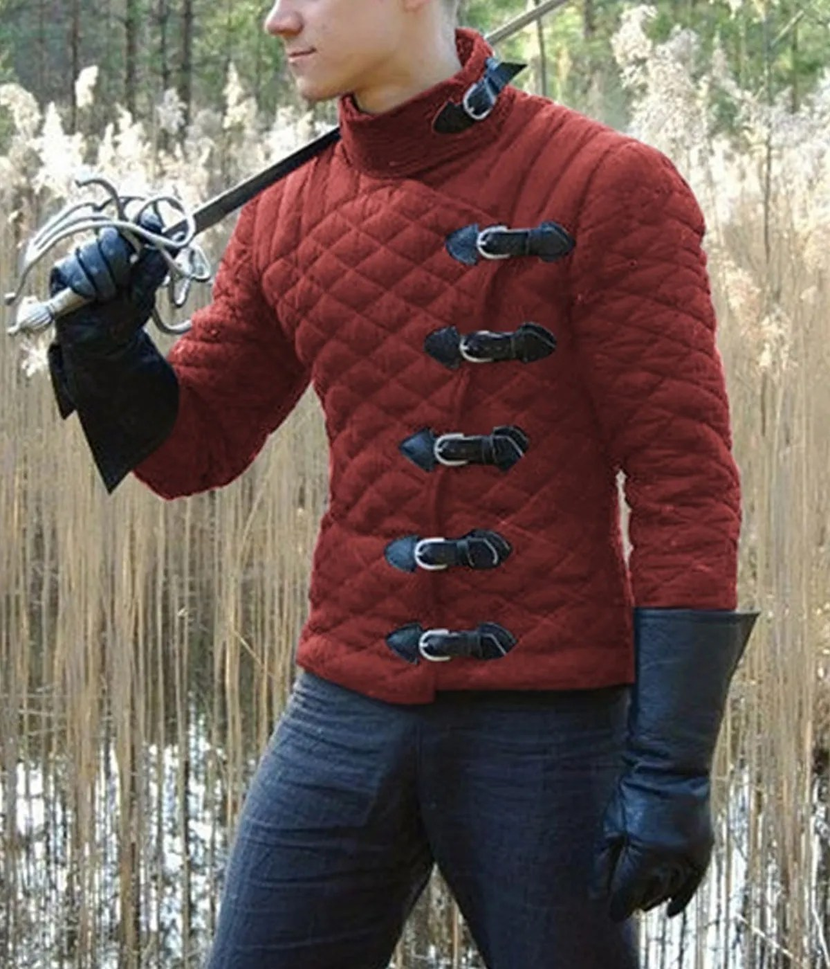 gambeson-medieval-quilted-jacket