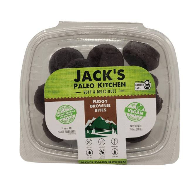 Paleo Brownie Bites