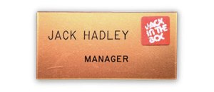 Jack Hadley Jack in the Box Manager