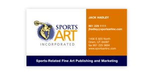 Jack Hadley Sports Art