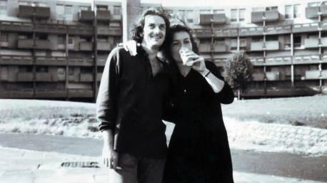 Jackie and Dave Marsland
