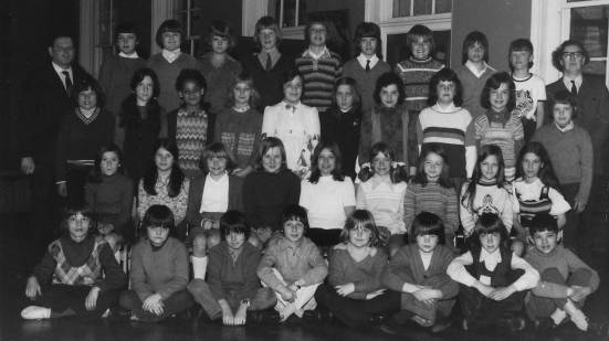 Mike and Jackie - another class photo