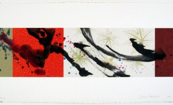 Crosscurrents: Large Scale Monoprints