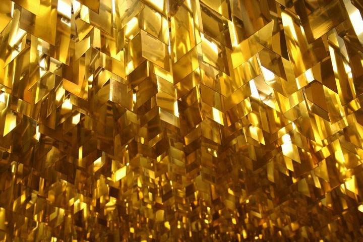 ゴールド天井