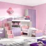 ピンク部屋