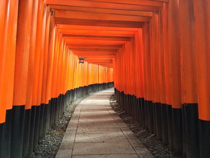 オレンジ神社