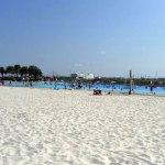 サンビーチ砂浜
