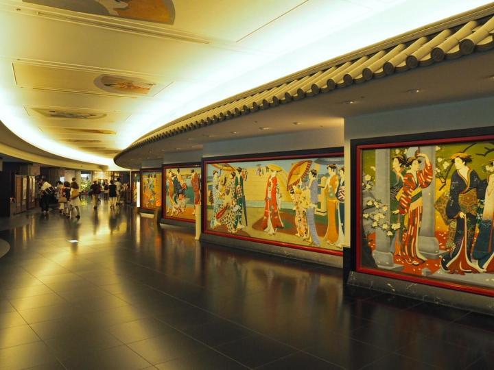 叙々苑廊下