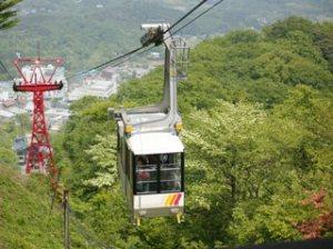 上ノ山公園ロープウェイ
