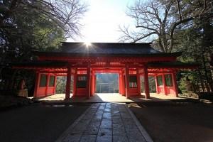 香取神宮門