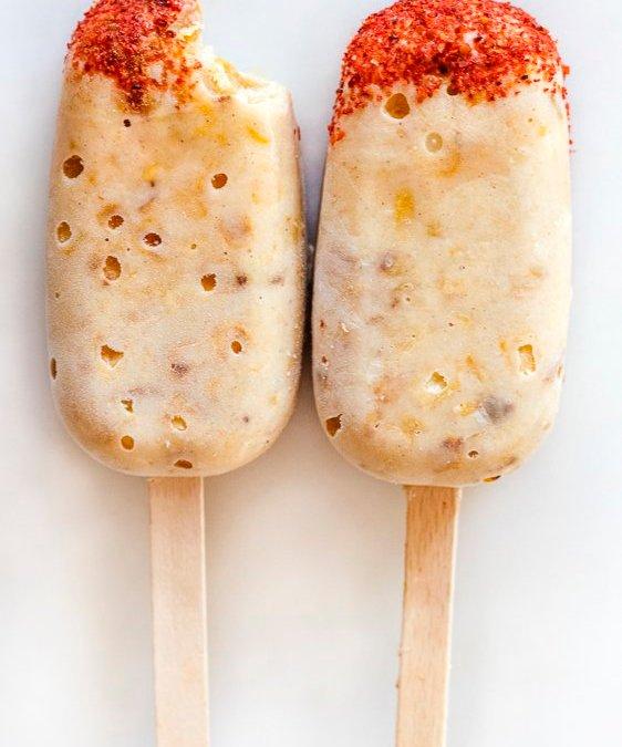 Recipe: Sweet Corn Paletas