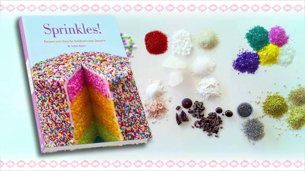 sprinkles cookbook