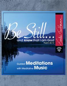 Shop Be Still Meditation CD
