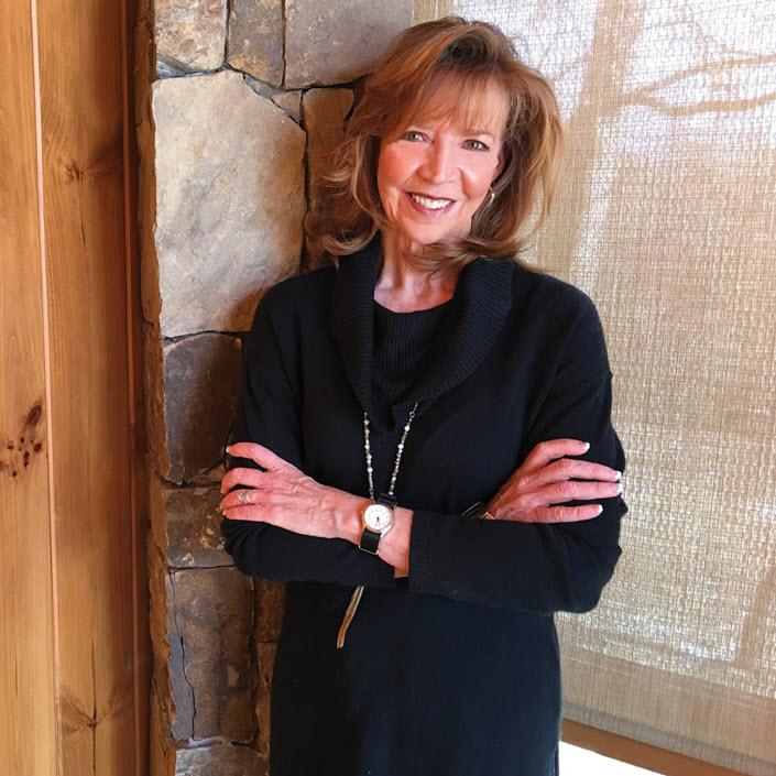 Jackie Trottmann Author Speaker Meditation