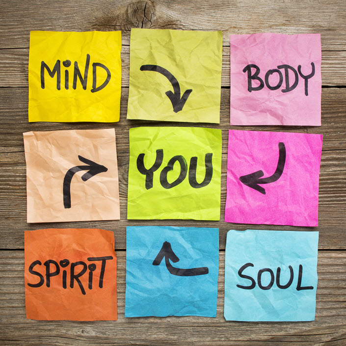 Nurture Your Mind, Body, Spirit for Flow