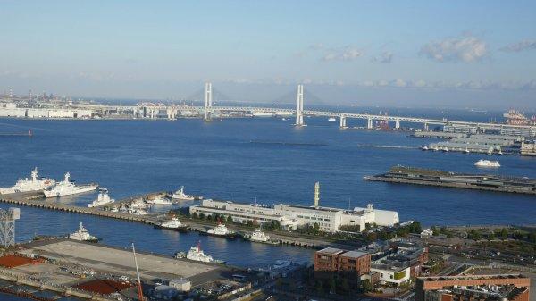 Yokohama Harbour