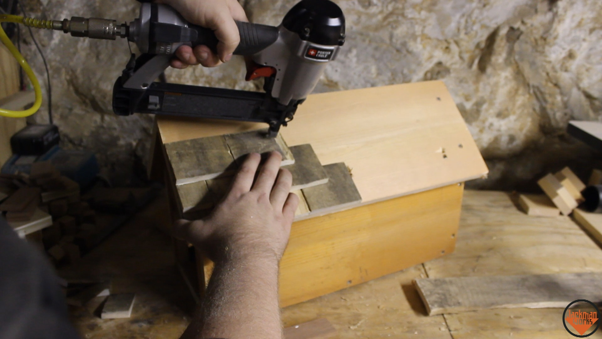 Wood mailbox 13 jackman works jackmanjackman worksjackman carpentrycarpentrywoodworkingwooddiydo it yourselfbuildingmakingdesignupcycledrecycledreclaimedhow to make a solutioingenieria Images