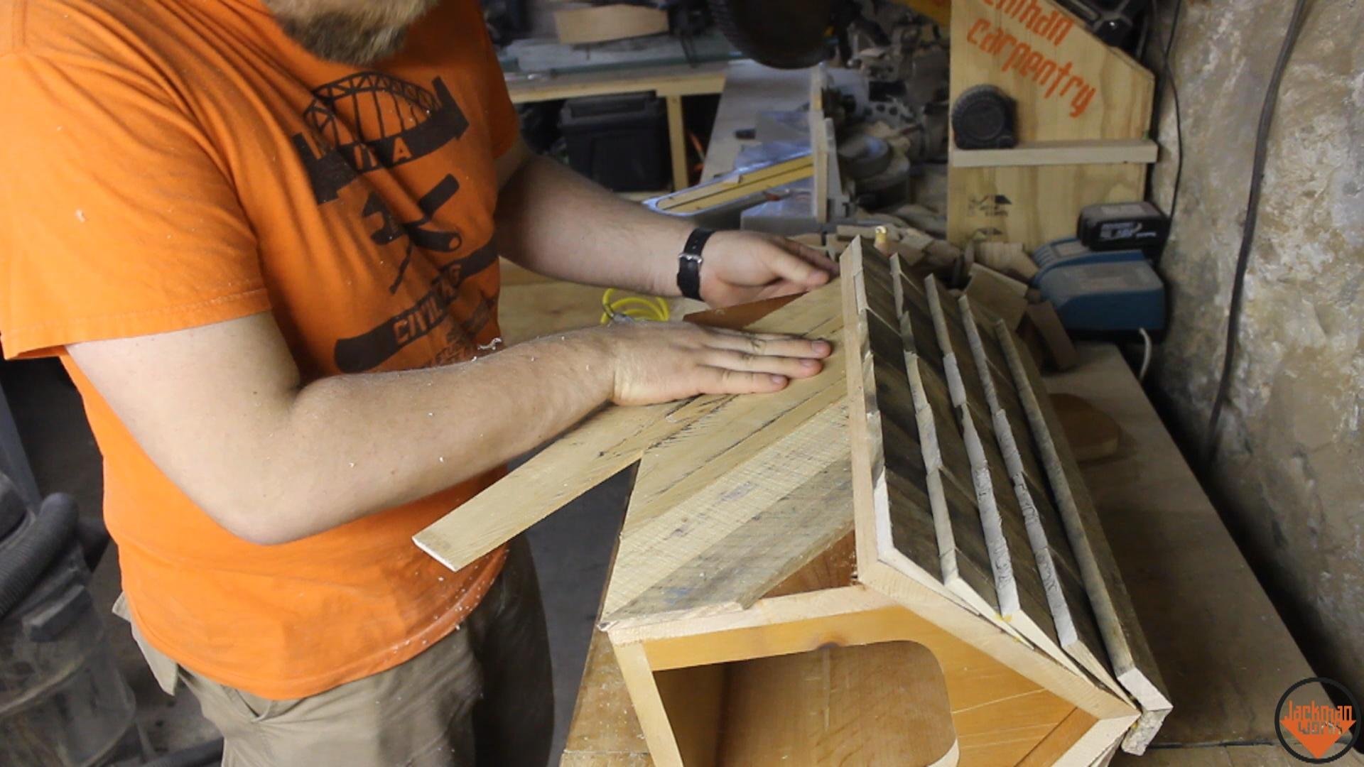 Wood mailbox 15 jackman works jackmanjackman worksjackman carpentrycarpentrywoodworkingwooddiydo it yourselfbuildingmakingdesignupcycledrecycledreclaimedhow to make a solutioingenieria Images