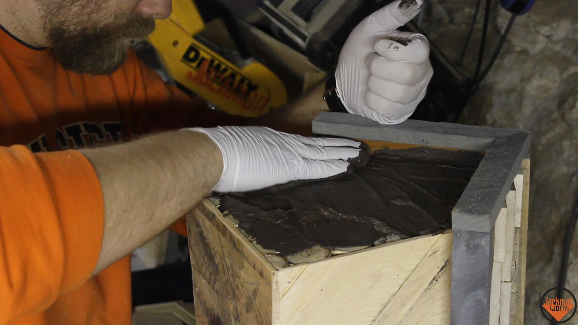 Wood mailbox 24 jackman works jackmanjackman worksjackman carpentrycarpentrywoodworkingwooddiydo it yourselfbuildingmakingdesignupcycledrecycledreclaimedhow to make a solutioingenieria Image collections