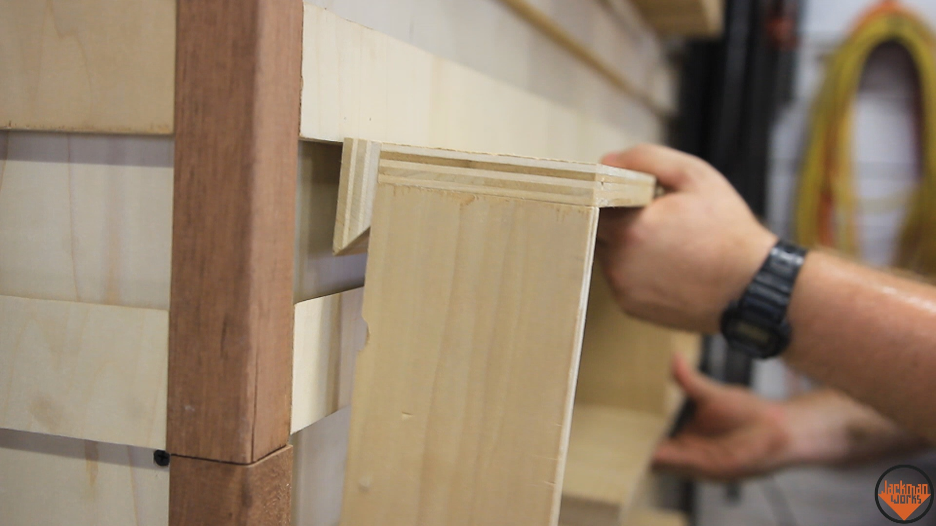 French Cleat System,room Decor Diy,diy Projects,DIY,french Cleat  Wall,pallet Wall,pallet Wood,clamp Rack,clamp Storage,woodshop,woodworking,carpentry  ...